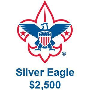 $2,500 - Silver Eagle