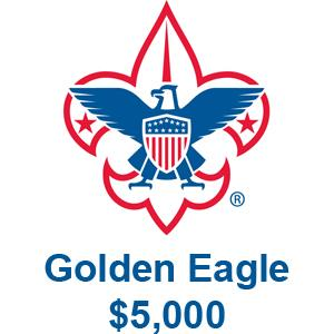 $5,000 - Golden Eagle