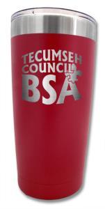 20 oz Tecumseh Council Tumbler